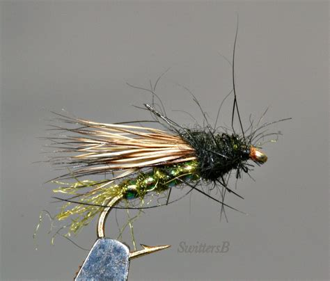 Caddis Fly Tying Patterns
