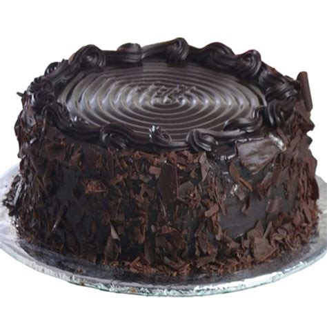 delicious chocolate cake  gift  day midnight