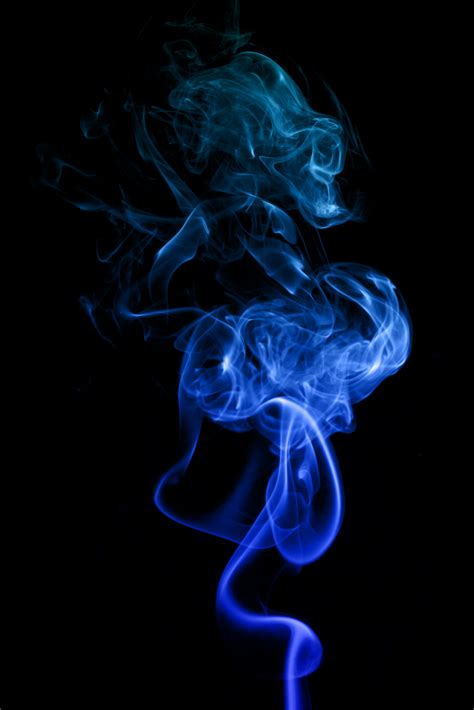 blue dragon smoke art  black night shade  deviantart
