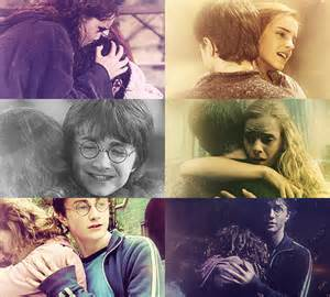 Harry Potter and Hermione Harmony