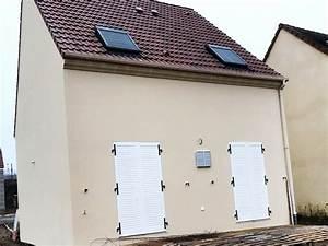 Maison Pierre 77 : la maison de senyo et oph lie en seine et marne 77 le ~ Melissatoandfro.com Idées de Décoration