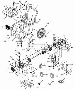 Wiring Diagram For Petrol Generator