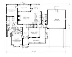 Stone Creek House Plan Southern Living
