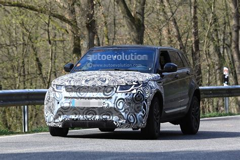 range rover evoque phev   fewest cylinders