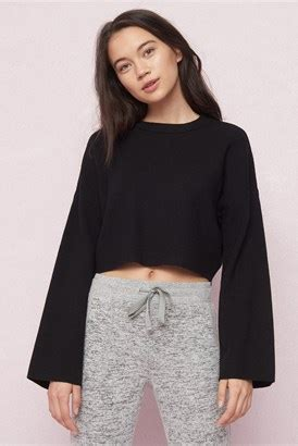 Garage Clothing Sweaters by Sweaters Crop Knit Garage Clothing