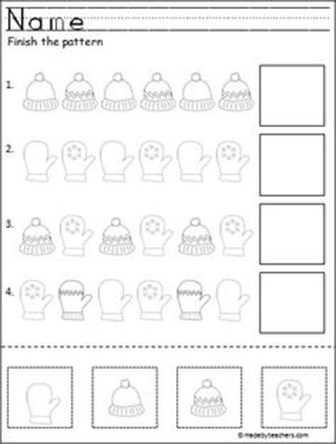 9 best images of ab abc patterns worksheets cut and