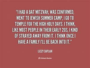 Funny Quotes Ba... Inspirational Bat Mitzvah Quotes