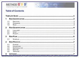 table of contents template word 2013 7462image thumb With table of contents word 2013 template
