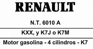 Mec U00e1nica Virtual  Manual De Motor Renault K7m