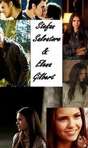 Stefan Salvatore & Elena Gilbert - Stefan & Elena Photo ...
