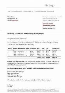 Abschlagszahlung Rechnung Muster : rechnungsvorlage f r word und excel zum kostenfreien download ~ Themetempest.com Abrechnung