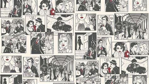 comic strip   albany wallpapers  fun black