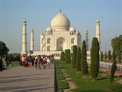 India Agra Government Indian Travel Data Takes