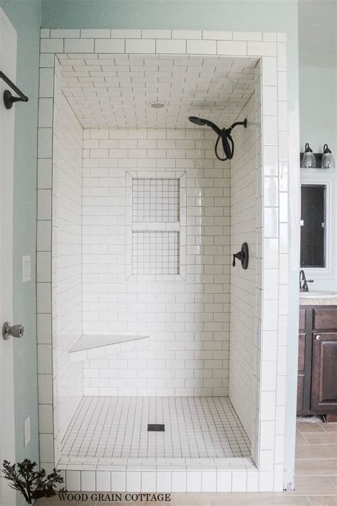 Subway Tiles In Bathroom by Bathroom Subway Tile Bathrooms For Your Shower And