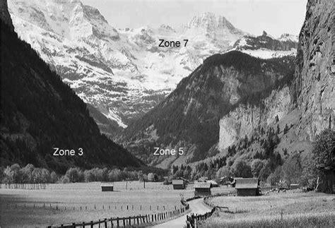zone ansel system adams zonas sistema digital fotografia example zones compreendendo landscape norman tutorial luminous fotografico metodo um dropbox principiantes