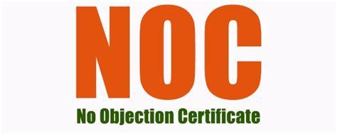 objection certificate  landlord