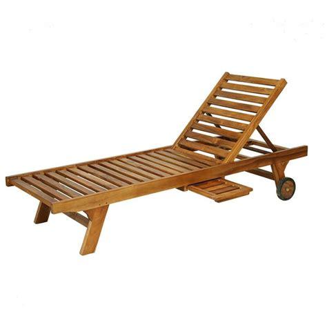 chaise longue teck pas cher transat teck pas cher hoze home