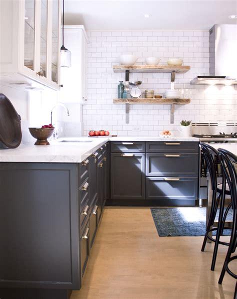 ton cuisine personnalisé tendance cuisines aux armoires contrastantes maison et