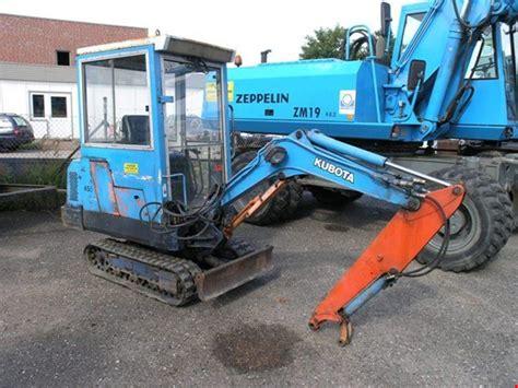 kubota kh  small excavator  sale  auction netbid industrial auctions