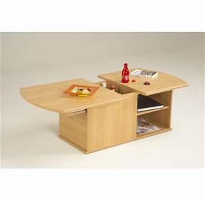 Table basse qui s39ouvre for Table basse qui s ouvre