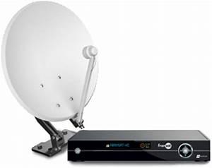 Television Par Satellite Sans Abonnement : recevoir la tnt hd par satellite sans abonnement ~ Edinachiropracticcenter.com Idées de Décoration