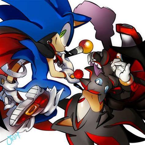 Pin Em Sonic