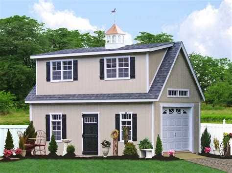 2 Story Garage Packages by Prefab Garage Packages From Sheds Unlimited In Lancaster
