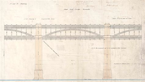The History Of The High Level Bridge, Newcastle  Network Rail
