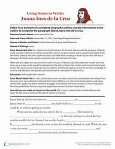 Sor Juana Inés de la Cruz para colorear | 1erdia ...