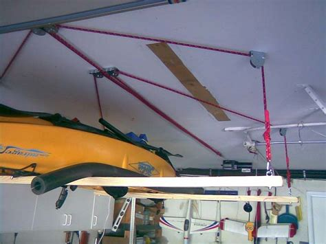 best kayak ceiling hoist 17 best images about kayak and sports gear on