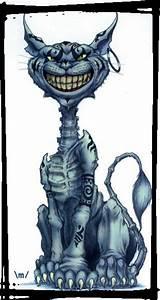 Chat D Alice Au Pays Des Merveilles : le chat de cheshire d 39 alice au pays des merveilles version trash blog de shad0w w0lf ~ Medecine-chirurgie-esthetiques.com Avis de Voitures