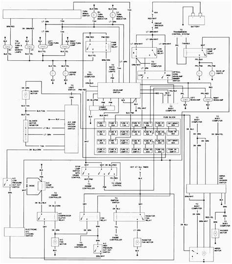 wiring diagrams basic electrical pdf car harness showy