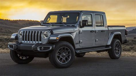2019 Jeep Ute by Jeep Gladiator 2020 Revealed Wrangler Ute Officially