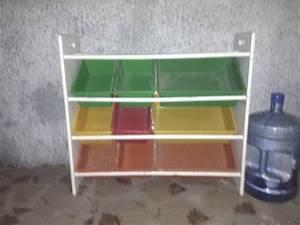 Meuble Enfant Rangement : meuble rangement enfant ~ Farleysfitness.com Idées de Décoration
