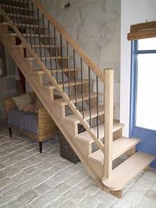 Escalier Fer Et Bois : des escaliers totalement sur mesure r alis s avec les ~ Dailycaller-alerts.com Idées de Décoration