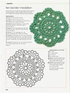 Crochet Doily Pattern Diagram    Crochet Ideas And Tips