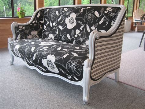 Reupholstered Sofa by Hometalk A Beautiful Antique Sofa Reupholstered What An