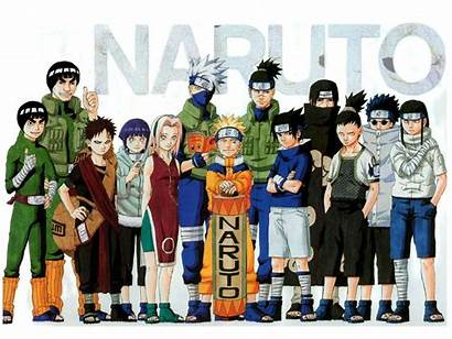Naruto Characters Wallpapers Character Anime Cast Shippuden