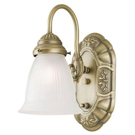 Depot Interior Light Fixtures by Westinghouse 1 Light Oyster Bronze Interior Wall Fixture