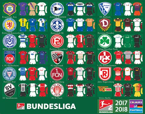 Bundesliga live football scores, results and fixture information from livescore, providers of fast football live score content. World Football Badges News: Germany - 2017/18 2. Bundesliga