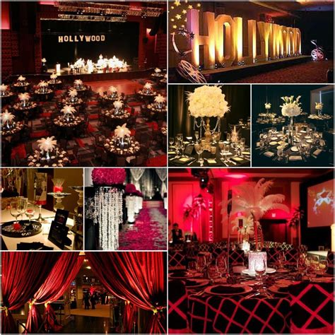 hollywood glamour party invitations google search