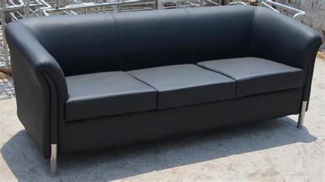 black  shape  seater office columbia sofa rs