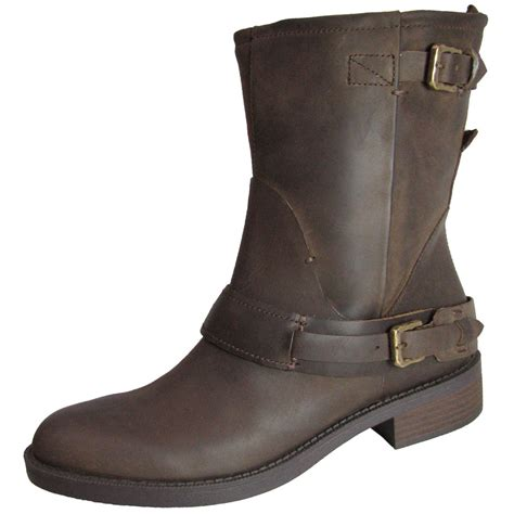 best motorcycle boots for women enzo angiolini womens saharia leather motorcycle boot
