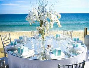 Beach centerpieces for wedding reception wedding and for Beach wedding reception decorations