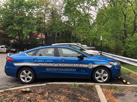 New Parking Enforcement Vehicle In Service   Croton-on ...
