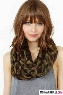 HD wallpapers new long hairstyles with bangs