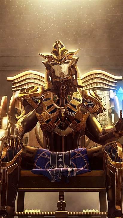 Pubg Mobile 4k Pharaoh Wallpapers Suit Golden