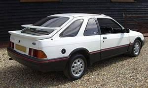 Ford Sierra Xr4i  Xr4x4  Merkur Xr4ti 1983