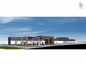 Centre Auto 91 : projet d 39 un centre auto dans le var f v architectes cabinet d 39 architectes marseille f v ~ Gottalentnigeria.com Avis de Voitures