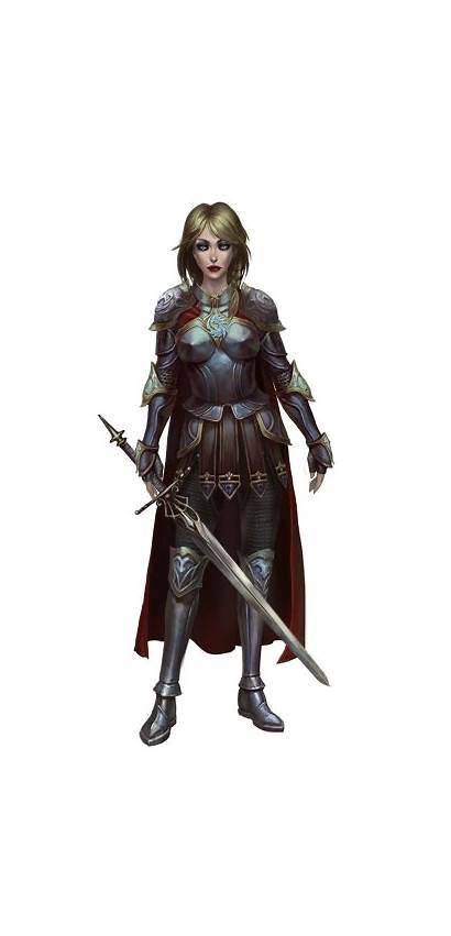 Female Knight Armor Arthurian Costume Warrior Fantasy